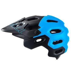 Casco Bicicleta MTB Super Cross Azul Cairbull