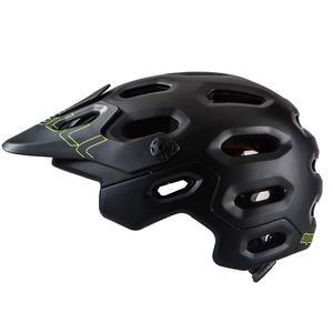Casco Bicicleta MTB Super Cross Negro Cairbull