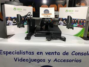 Consola Xbox 360 Super Slim con 1 control programación 5.0