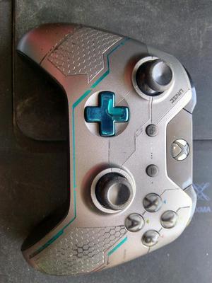 Control Xbox One Edicion Halo 5 Usado