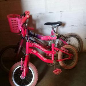 Dos Bicicletas para Arreglar O Repuestos