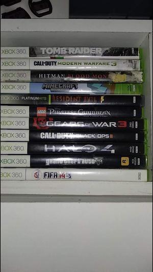 Juegos Originales de Xbox 360 desde 30mi