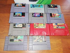 Juegos de Super Nintendo Y Nintendo 64