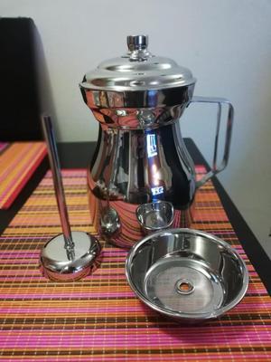 Olleta 2.2 Ltsacero Quirúrgico T304 Accesorio Cafe