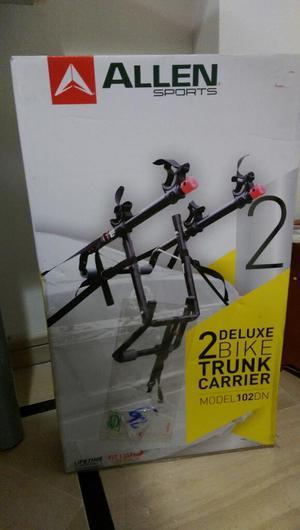Portabicicleta Auto o Camioneta 2 Bike Allen Sport