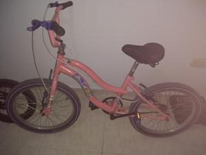 Vendo Bicicleta de Niño Y Niña