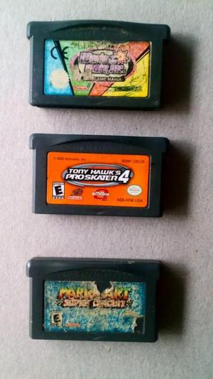Venta de juegos de Game Boy por unidad