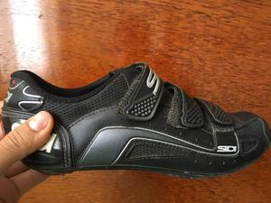 Zapatillas Sidi Ciclismo Usadas 39