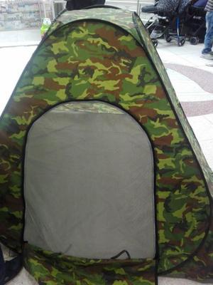 carpa camping automatica para 4 personas