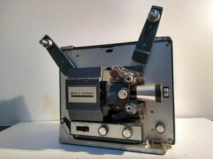 PROYECTOR ANTIGUO DE CINE DE 8 mm BELL HOWELL