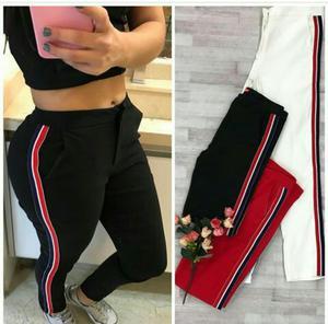 Pantalon Negro Talla S