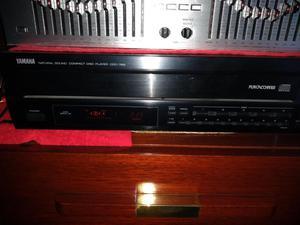Reproductor De Cd Yamaha Cdc765