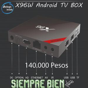 Tv Box Android Convierte Smart Tu Tv