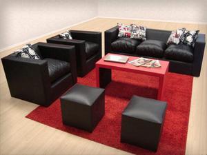 juego de sala,sofas,puff mesas,precio de fabrica