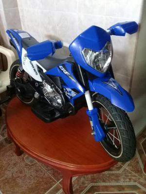 Moto a Bateria para Niňo a