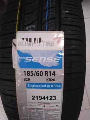 Vendo Cambio 2 Llantas Kumho Tire Nuevas