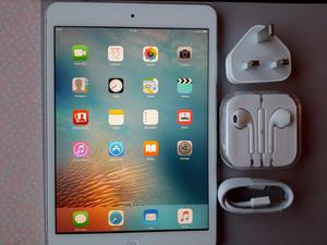 Apple ipad mini 1ra generación 16 gb, wifi, 7.9in blanco y