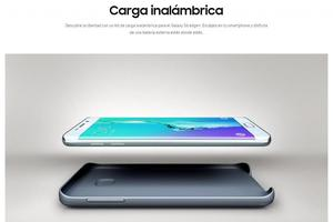 CARGADOR INHALAMBRICO PARA NOTE 5 o GALAXY 6 EDGE. NUEVOS
