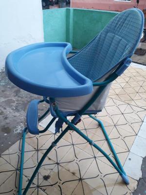 Vendo silla para comer de bb