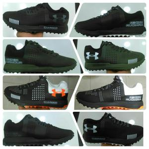 Zapatillas Under Armour 4 Colores