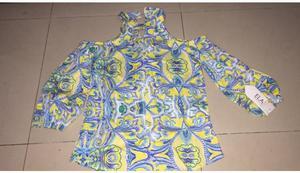 Vendo hermosa blusa marca ela mayor informacin