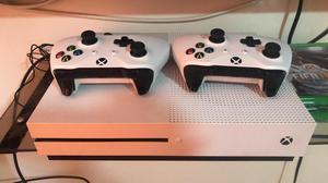 Xbox One S 500 Gb 2 Controles 2 Juegos