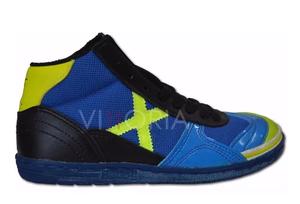 Zapatos en bota tenis munich zapatillas fútsal fútbol 5e700805d0884