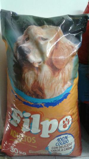 Alimento para Perros Filpo X 30kg
