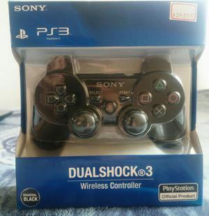 Control Dualshock Ps3 Inalambrico