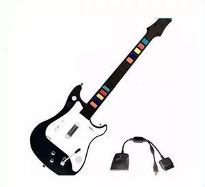 Guitarra Inalambrica Guitar Hero Rock Band Ps3, Ps2, Pc