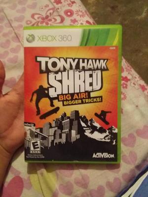 Vendo Juego Tony Hawk Shred Xbox 360