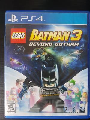 Vendo Juego de Play Station 4 Batman 3