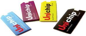 Chip Toner para uso en Ricoh MPC  Negro