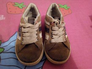 Hermosos Zapatos de Niño Talla 23