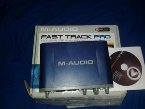 M Audio Fast Track