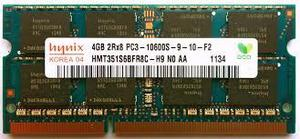 MEMORIAS DDR3 4GB  PORTATIL USADO