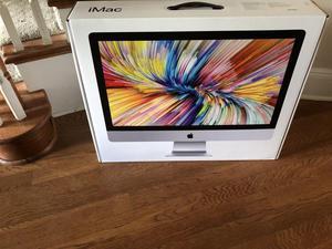 iMac  GHz Quad Core i5, 8GB ram, NVIDIA GeForce GTX