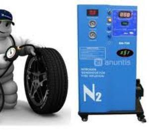 venta de generadores de nitrogeno para llenado de llantas