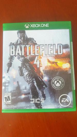 Battlefield 4 para Xbox One Como Nuevo.