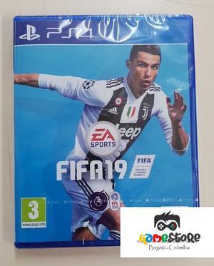 FIFA 19 PS4 XBOX ONE FISICO DOMICILIO GRATIS