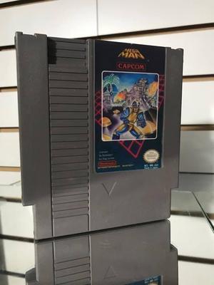 Juego Megaman 1 Original Para Consola Nintendo Nes Retro