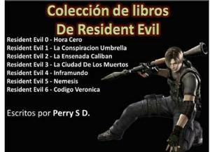 Libros Digitale Resident Evil