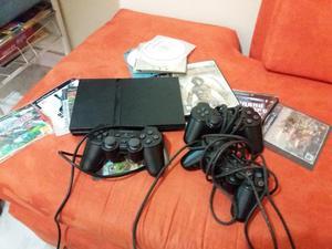 Play Station 2 3 Controles Y Juegos