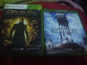 Vendo O Cambio Juegos Xbox One