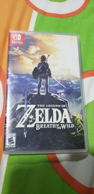 Zelda The Breath Of The Wild