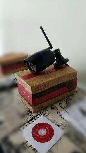 Camara de Seguridad con Wifi para Exteri