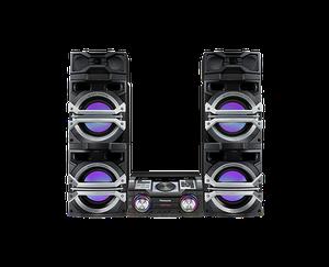Equipo de sonido Panasonic MAX 370