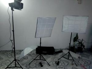 Kit Luz para Fotografía Profesional