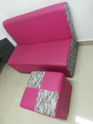 Mueble para Sala de Espera