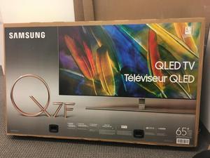 Samsung CURVED TV inteligente de 4K Ultra HD QLED de 65
